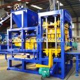 Máquina de bloqueio do bloco de cimento da espuma da máquina de fatura de tijolo do cimento do solo Qt6-15