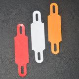 [كإكسيل كبل] علامة علامة مميّزة في برتقاليّ وفي أحمر