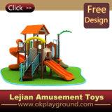 CE petit château de Kid's Aire de jeux de l'équipement d'amusement (X1224-2)