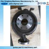 Teken 3 van Durco van de centrifugaalPomp ANSI het Omhulsel van het Roestvrij staal