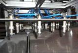 Contenitore di alimento di plastica automatico pieno che fa macchina con l'impilatore