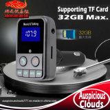 Jugador del coche FM MP3 del transmisor de AC-2025 Bluetooth con el cargador del USB