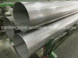L'industrie de l'usine ASTM de Wenzhou a soudé la pipe d'acier inoxydable de 304 1.0-6.0mm