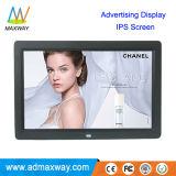 Leitor de vídeo de publicidade comercial operado a bateria 12,1'' (MW-1203Álbum Digital DPF)