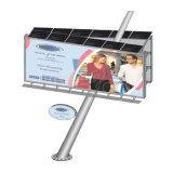 prix d'usine panneau solaire en acier de plein air