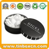 De Doos van het Tin van de Munt van het Suikergoed clic-Clac voor het Voedsel van het Metaal kan Verpakkend