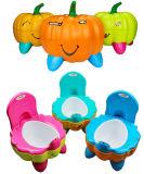 Bébé multifonctionnel de toilette en plastique d'enfants de bonne qualité Potty