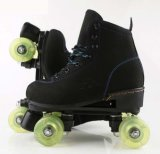 Blinkende Rad-Vierradrollen-Rochen-Schuhe für Erwachsenen