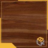 Зерно из тикового дерева декоративной бумаги для мебели или на полу от китайского производителя