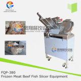 凍結する肉ロールメーカー機械ポークビーフの魚のスライサー装置