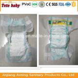Material do algodão e tecidos respiráveis macios da alta qualidade do bebê da absorção