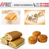 Swiss Roll/Cup Cake Alimentación automática Máquina de paquete