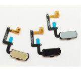 Кнопка Home датчика отпечатков пальцев для Samsung Galaxy A3, A5, A7 2017 A320, A520, A720 гибкий кабель