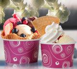 Diseñado un nuevo tazón de helado de papel/COPA