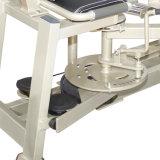 De commerciële Apparatuur van de Gymnastiek van de Heup van de Machine van de Geschiktheid van de Sterkte Abductor/Adductor op Verkoop