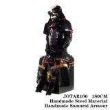 Terno do samurai da arte de armadura japonês Jotar106 Wearable