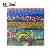 Hecho con una tela africana más barata de la impresión de los materiales importantes