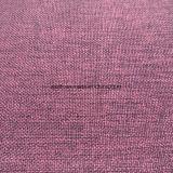 中国のソファーカバーのための卸し売り薄板にされたリネン一見ファブリック