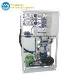2500gpd Filtro de agua de mar de la máquina purificadores de agua RO