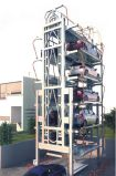Huaxing vertikale rotierende intelligente automatisierte parkende Systeme