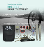 自転車のタイヤ修理ツールOEMのバイクのタイヤのレバーのタイヤパッチセット