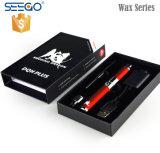 La meilleure Vape cigarette 2017 du nécessaire E de vaporisateur de cire d'expérience de Seego