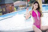 Berufshandhäkelarbeit-Badeanzug-Hersteller, gewirktes Swimwears, HäkelarbeitBeachwear