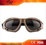 De tactische Kogelvrije Militaire Beschermende brillen van Skydiving van de Veiligheidsbrillen van de Jacht