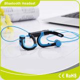 Musique 2.5hours matérielle d'ABS jouant l'écouteur de radio de Bluetooth 4.2 de temps