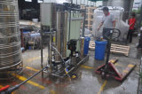 Machine de l'eau d'osmose d'inversion à échelle réduite