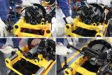 Les filetages de tuyaux en acier compact Making Machine interchangeables 300c (SQ50E)