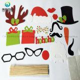 Decoración de papel colorida de la Navidad de la impresión