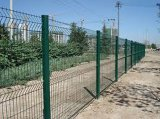 3D Curved Wire Mesh Fencing Panel for Fence