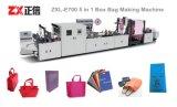 Machine de Sac à Provisions de Cadre avec le Traitement en Ligne Zxl-E700