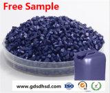 最もよい価格の卸し売りオンラインMasterbatchを形成するプラスチック微粒の注入