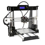 Machine van de High Accuray Rapid Prototype Printer van de Desktop DIY van Anet 3D