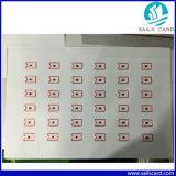 PVC RFID Prelam para o cartão de RFID