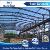 Prefab светлый завод фабрики стальной структуры
