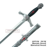 Кинжала рыцаря шпаги кампаний кинжал 55cm Jot15 европейского исторический