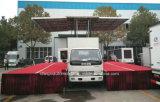 Dongfeng 4X2 durchführenled Fahrzeug des im Freienstadiums-LKW-6tons beweglichen des Stadiums-