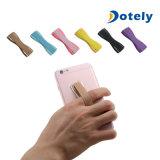 Tabuleta elástica da galáxia da cinta de Selfie do iPhone do suporte do aperto do estilingue do dedo do telefone