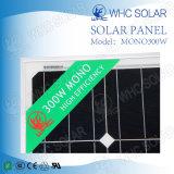 Painel 300W solar flexível de Whc mono para o sistema solar