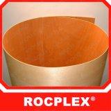 9 mm de compensado de madeira contraplacada flexível