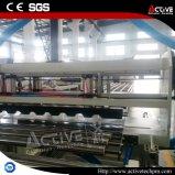 El análisis profesional de mosaico de la máquina de extrusión de plástico de PVC