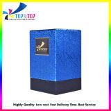 Caixa de perfume rígida de alta qualidade com bandeja de Espuma