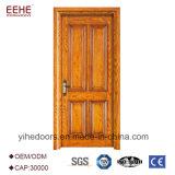 외부 간단한 티크 목제 문은 나무로 되는 문을 디자인한다