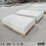 Building Material 12mm Artificial Stone White Acrylic Solid Surfaces