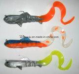Pesca Programável Almiscarado ponderada Lure Strike Isco Eqt-P 24cm