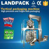 Máquina de empacotamento automática cheia do alimento do multi pesador principal de Vffs
