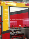O combate ao fogo Truck Roll-up de alumínio portas venezianas